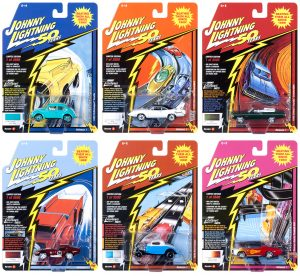 Johnny Lightning Classic Gold 50th Anniv. 2019 Release 1 - Set B
