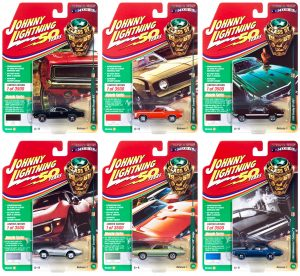 Johnny Lightning Muscle Cars USA 2019 Release 1 - Set B