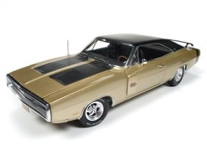 American Muscle 70' Dodge Charger R/T 50th Anniversary 1:18 Scale Diecast