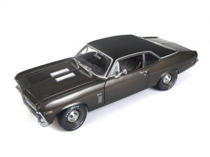 American Muscle 1969 Chevy Nova SS396 1:18 Scale Diecast