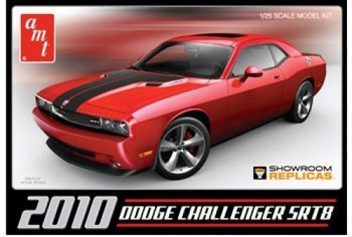 AMT 2010 Dodge Challenger SRT8 1:25 Scale Model Kit