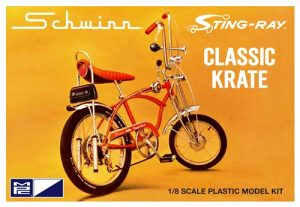 MPC Schwinn Sting Ray 5/Speed Bicycle 1:8 Scale Model Kit