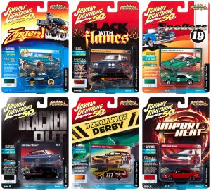 Johnny Lightning Street Freaks 2019 Release 2 - Set B