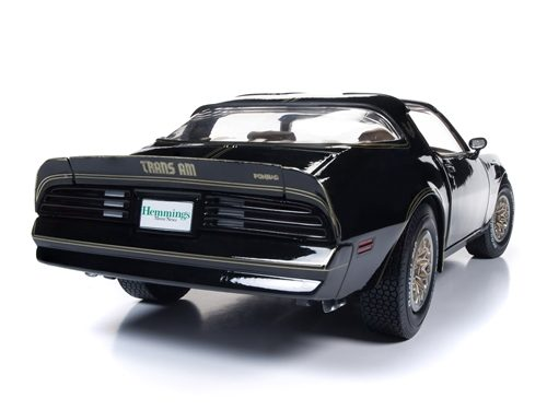 American Muscle 1977 Pontiac Trans Am Special Edition 1:18 Scale Diecast