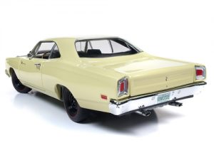 American Muscle 1969.5 Plymouth Road Runner Coupe (Class of 1969) Limited Edition 1:18 Scale Diecast