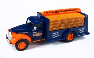 Classic Metal Works 1941-1946 Chevy Bottle Truck (Whistle) 1:87 HO Scale