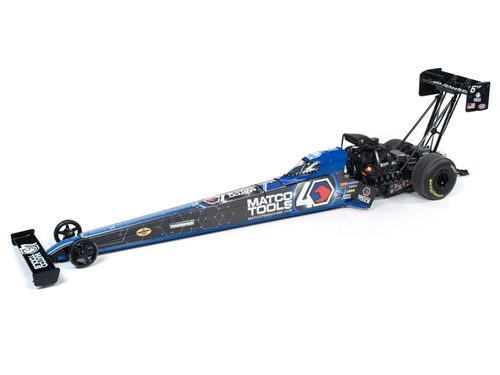 Auto World NHRA 2019 Antron Brown Matco Tools Top Fuel Dragster 1:24 Scale Diecast