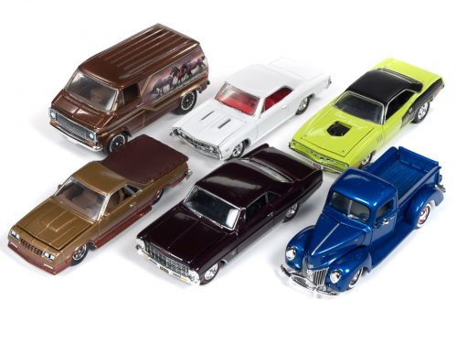 Racing Champions Mint 2018 Release 3 Set A 1:64 Diecast