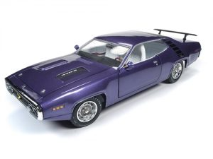 American Muscle 1971 Plymouth Road Runner Hardtop (MCACN) 1:18 Scale Diecast