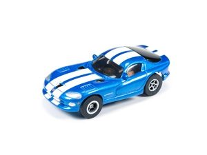 Auto World Xtraction R14 1996 Dodge Viper GTS HO Scale Slot Car