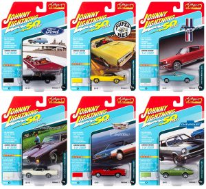 Johnny Lightning Classic Gold 2019 Release 1 - Set A