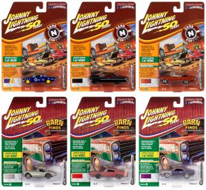 Johnny Lightning Muscle Cars USA 2019 Release 2 - Set A