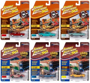 Johnny Lightning Muscle Cars USA 2019 Release 2 - Set B
