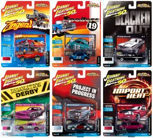 Johnny Lightning Street Freaks 2019 Release 3 - Set B