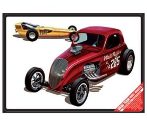 AMT Double Dragster 1:25 Scale Model Kit