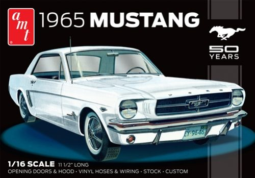 AMT 1965 Mustang 1:16 Scale Model Kit