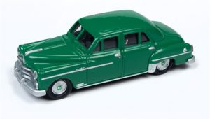 Classic Metal Works 1950 Plymouth Sedan (Shore Green) 1:87 HO Scale