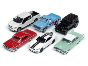 Auto World Premium 2020 Release 1 Set B 1:64 Diecast