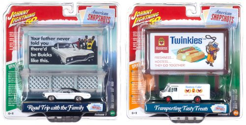 Johnny Lightning Billboard Combo 2019 Release 1 (City/Country BB)