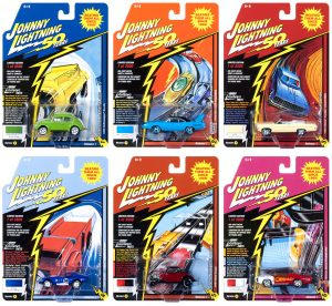 Johnny Lightning Classic Gold 50th Anniv. 2019 Release 1 - Set A