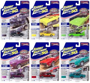 Johnny Lightning Muscle Cars USA 2019 Release 3 - Set A