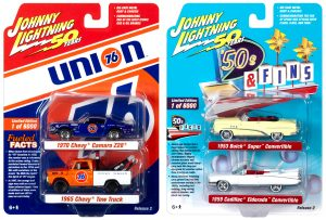 Johnny Lightning Themed 2-Pack 2019 Release 2