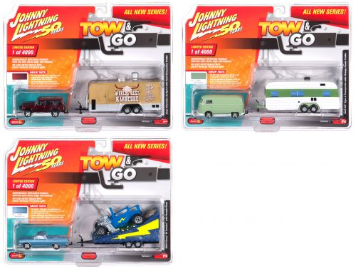 Johnny Lightning Tow & Go 2019 Release 1