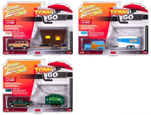 Johnny Lightning Tow & Go 2019 Release 2