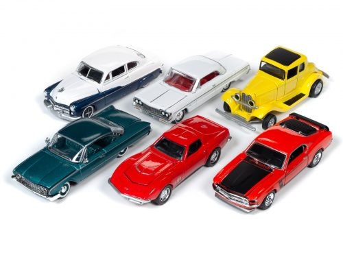 Racing Champions Mint 2019 Release 1 Set A 1:64 Diecast