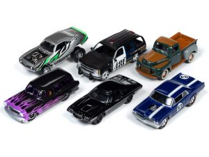 Johnny Lightning Street Freaks 2020 Release 1 Set A (6-Car Sealed Case) 1:64 Scale Diecast
