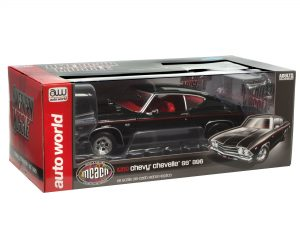 American Muscle 1969 Chevy Chevelle SS396 (MCACN) 1:18 Scale Diecast