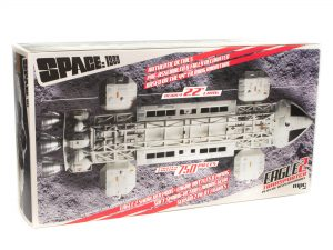 MPC Space: 1999 Eagle II Display Model 1:48 Scale Assembled Model