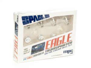 MPC Space: 1999 Eagle Metal Engine Bell Set