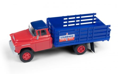 Classic Metal Works 1955 Chevy Stakebed Truck (Union76) 1:87 HO Scale