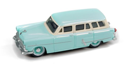 Classic Metal Works 1953 Ford Station Wagon (Cascade Green) 1:87 HO Scale
