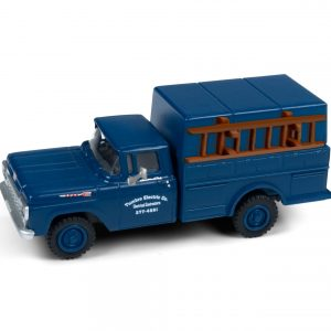 Classic Metal Works 1960 Ford F-250 Utility Truck (Electric Contractor) 1:87 HO Scale