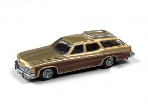 Classic Metal Works 1974 Buick Estate Wagon (Gold Mist) 1:87 HO Scale