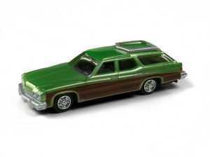 Classic Metal Works 1974 Buick Estate Wagon (Leaf Green) 1:87 HO Scale