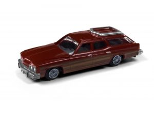 Classic Metal Works 1974 Buick Estate Wagon (Burgundy) 1:87 HO Scale