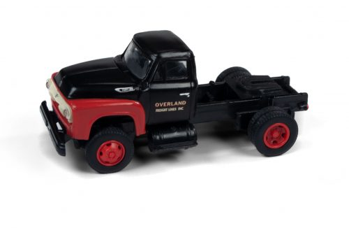 Classic Metal Works 1954 Ford F-350 Semi Tractor (Overland) 1:87 HO Scale