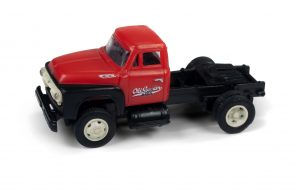 Classic Metal Works 1954 Ford F-350 Semi Tractor (Old German Beer) 1:87 HO Scale