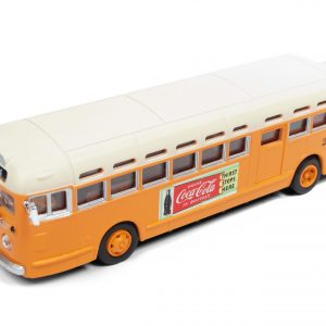 Classic Metal Works GMC TDH 3610 City Bus - City of Atlanta, GA (Coca-Cola) 1:87 HO Scale
