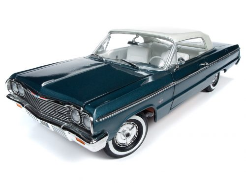 American Muscle 1964 Chevrolet Impala 1:18 Scale Diecast