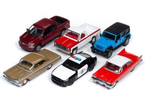 Auto World Premium 2020 Release 1 Set A 1:64 Diecast