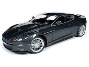 Auto World James Bond 007 Quantum of Solace Aston Martin DBS 1:18 Scale Diecast