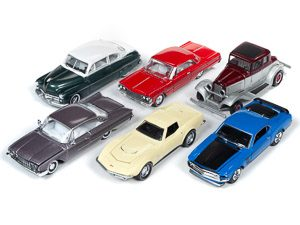 Racing Champions Mint 2019 Release 1 Set B 1:64 Diecast