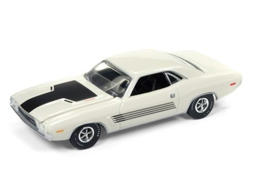 Auto Word 1972 Dodge Challenger Rallye - Dover White
