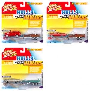 Johnny Lightning Hulls & Haulers 2019 Release 1 - Set B