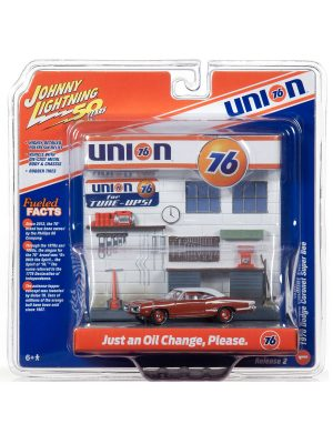 Johnny Lightning Diorama - Union 76 Station