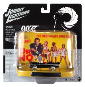 Johnny Lightning James Bond - Dr. No Chevy Bel Air